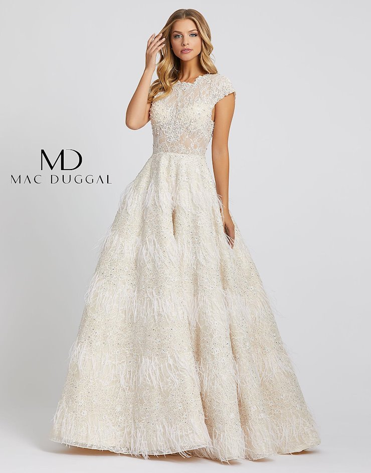 Mac Duggal Style 11132D  Image