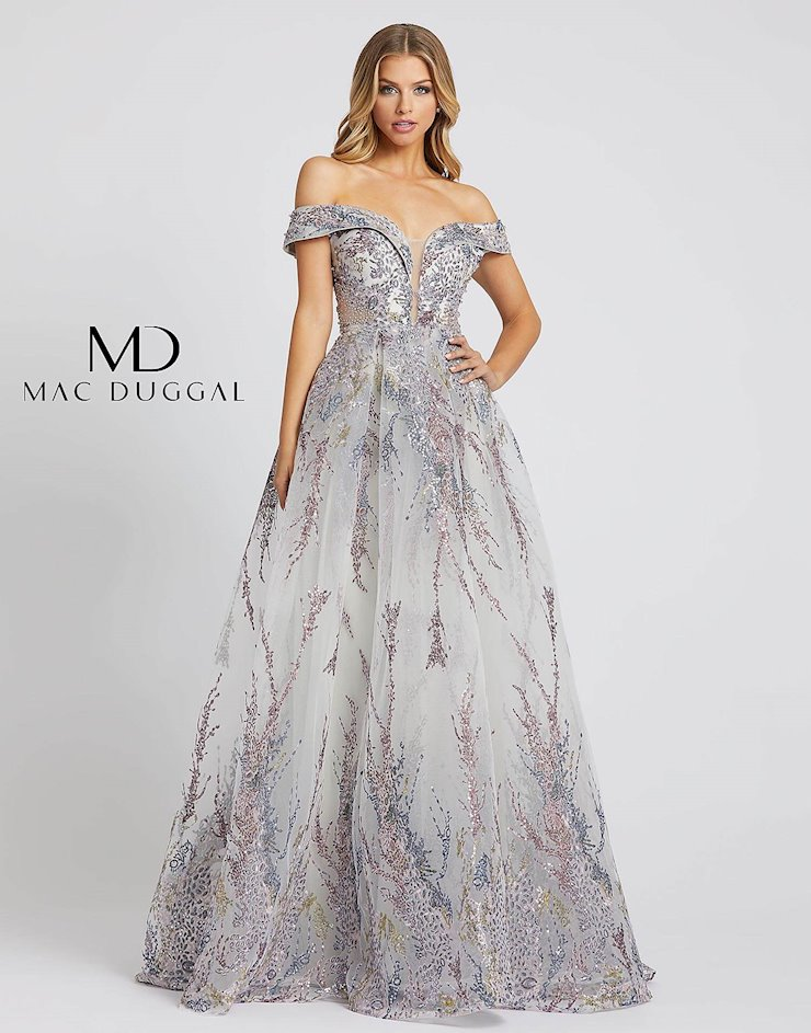 Mac Duggal Style #20174D Image