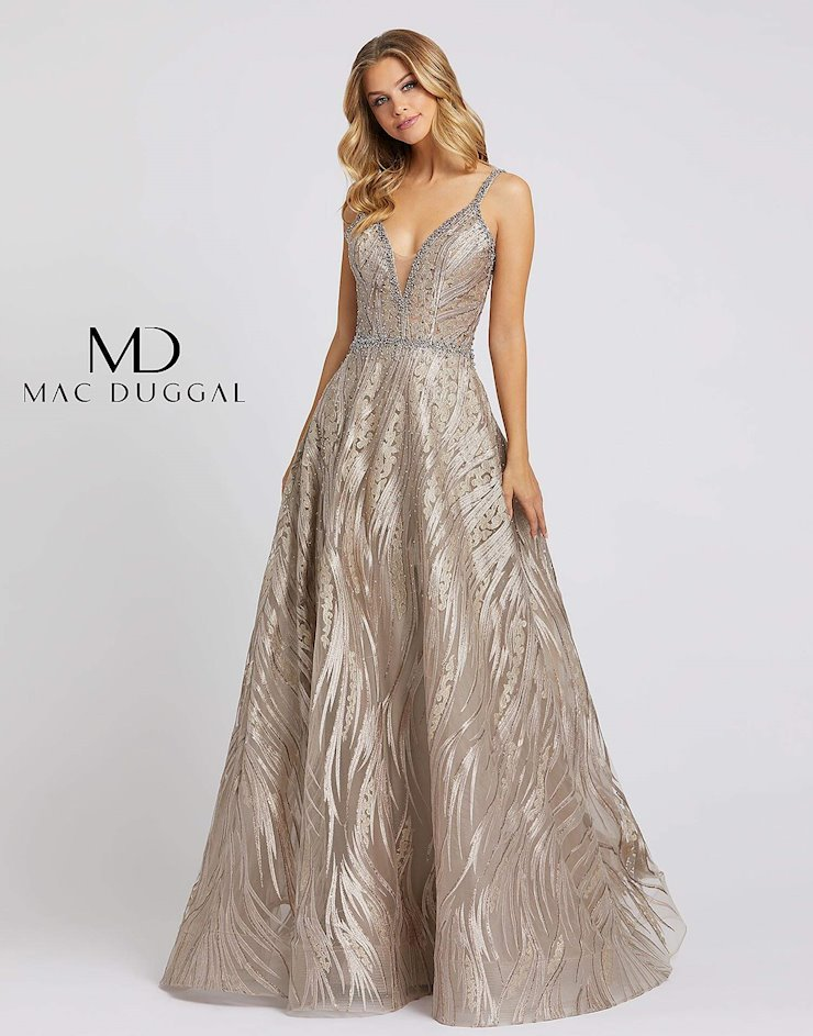 Mac Duggal Style #20185D Image