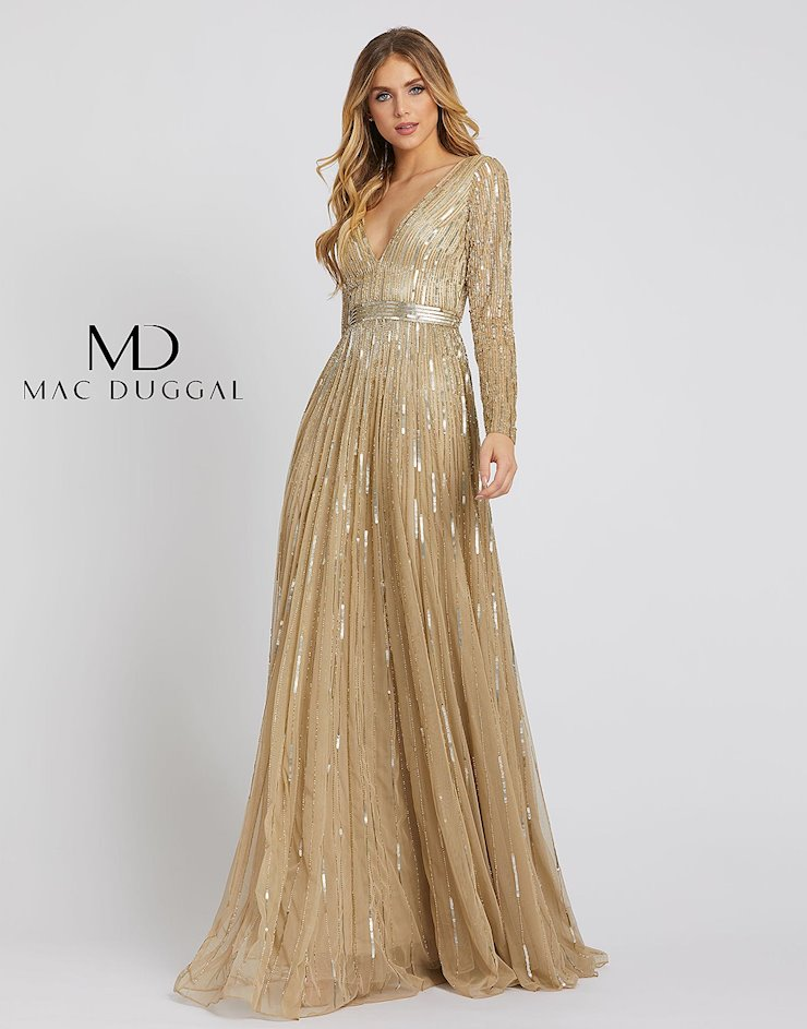 Mac Duggal Style #4977D Image