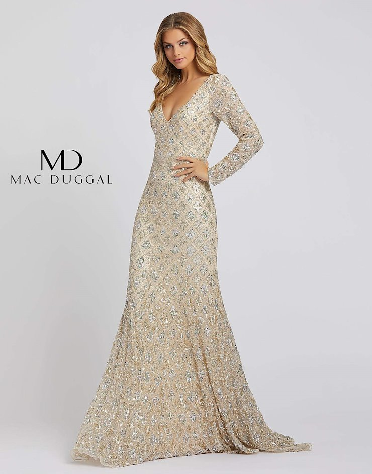 Mac Duggal Style #5021D Image