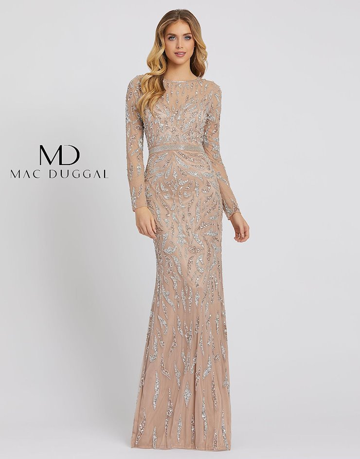 Mac Duggal Style #5124D Image