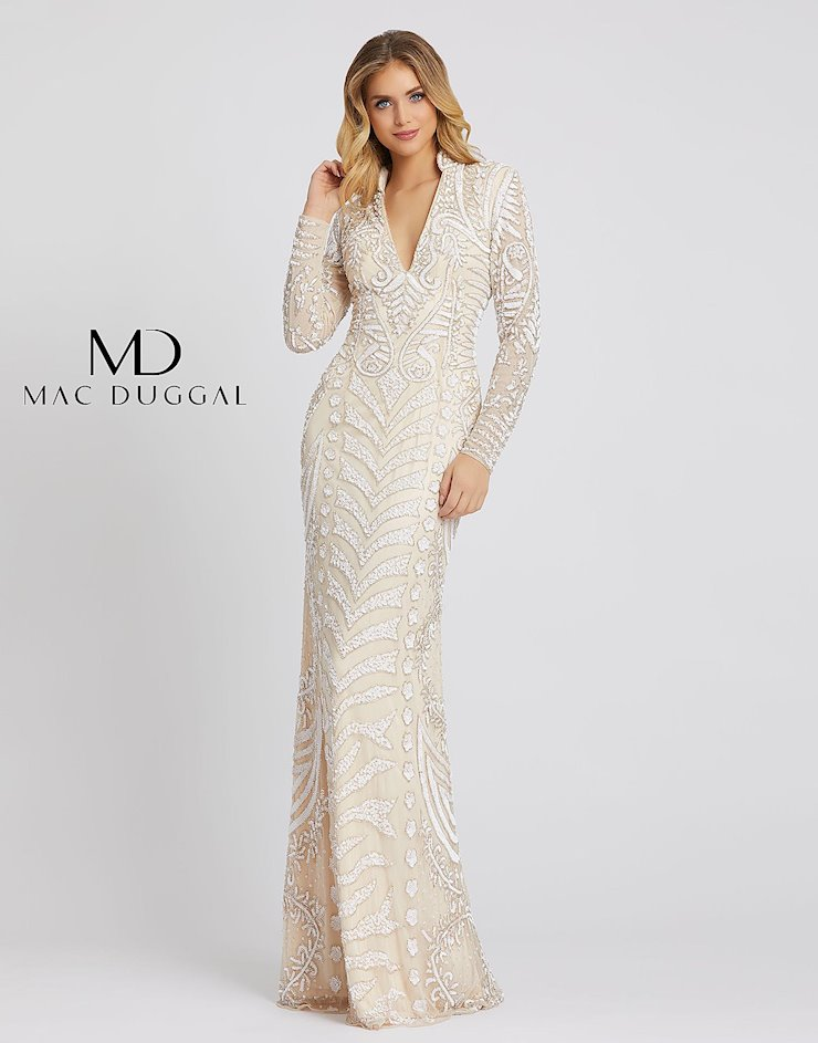 Mac Duggal Style #5173D Image