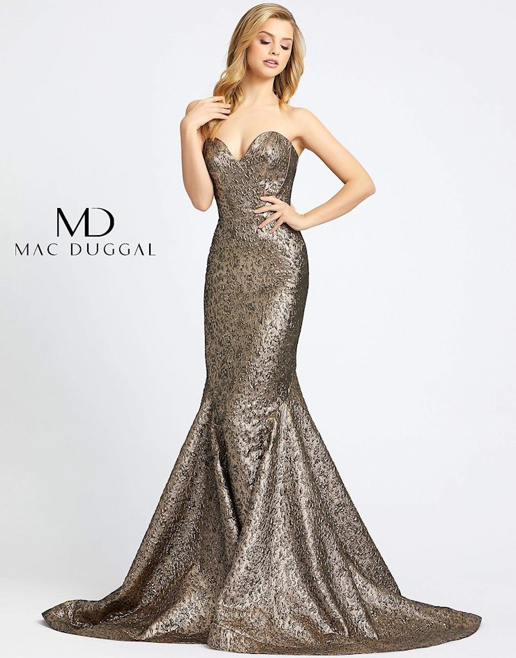 Mac Duggal Style #66025D Image