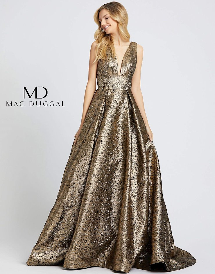 Mac Duggal Style #66217D Image