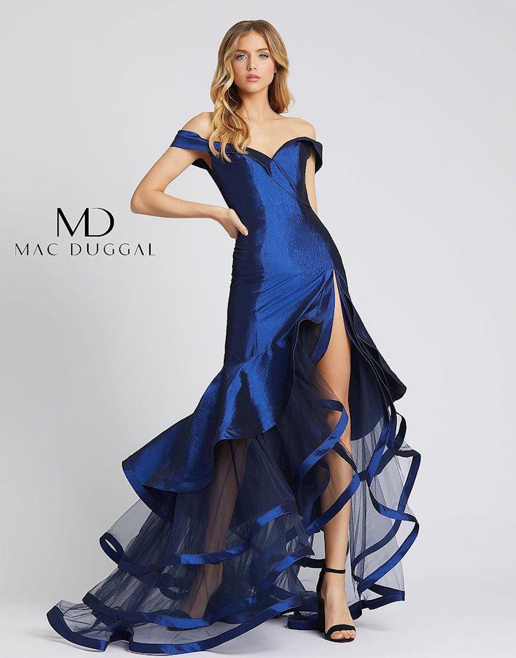 Mac Duggal 67068D Image