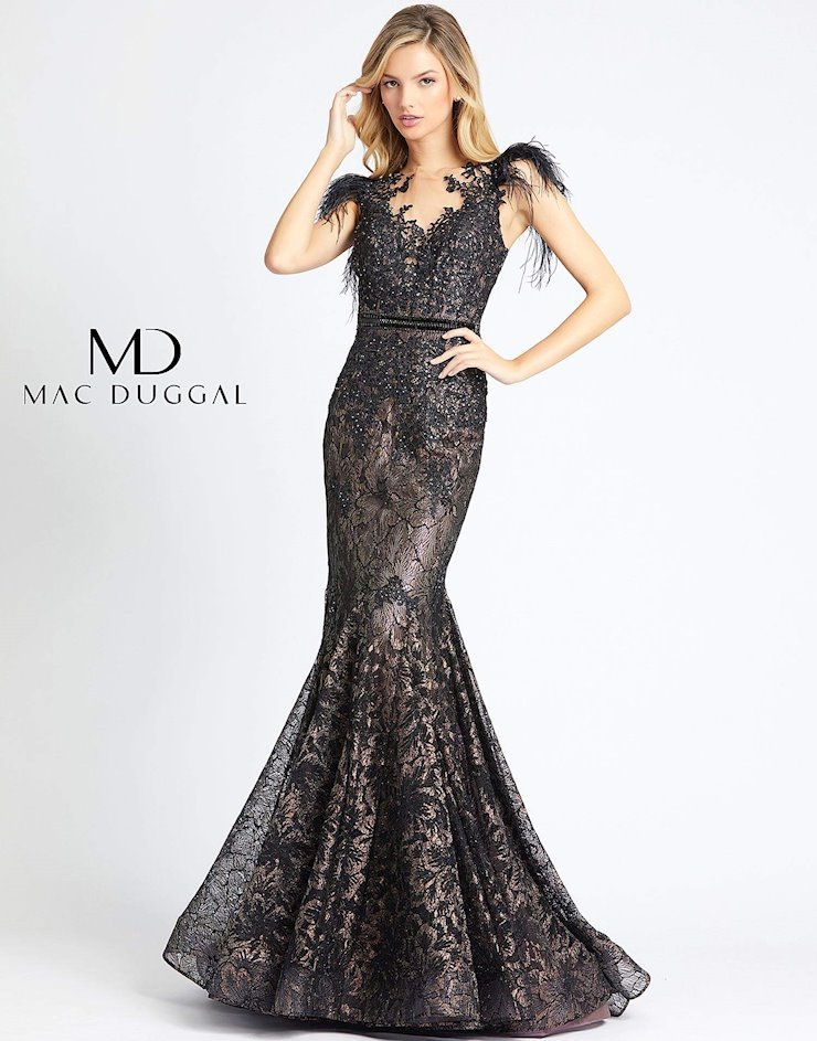 Mac Duggal Style #79230D Image