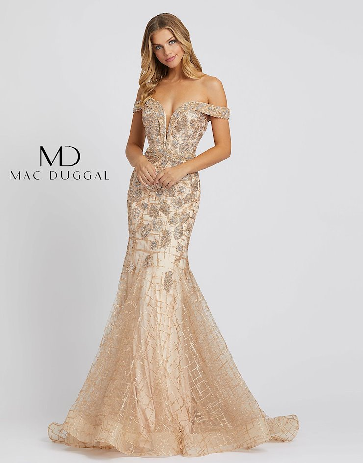 Mac Duggal Style 79254D  Image