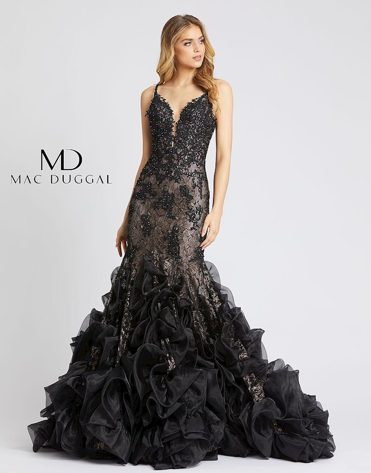 Mac Duggal Style 79275D  Image