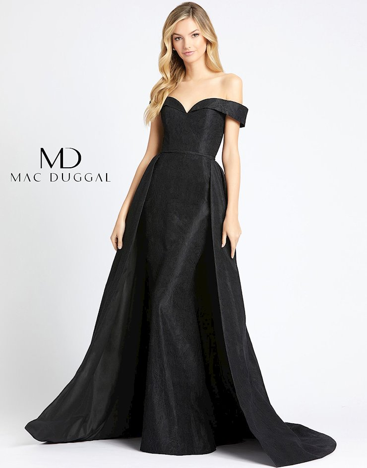Mac Duggal Style #12123L  Image