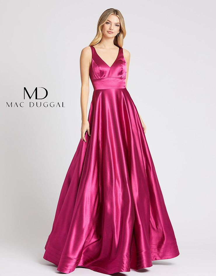 Mac Duggal Style #48925L  Image