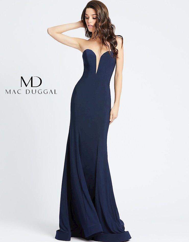 Mac Duggal Style #55233L Image