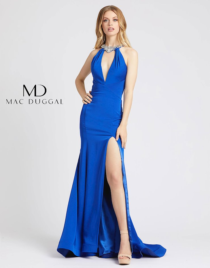 Mac Duggal Style #66465L Image