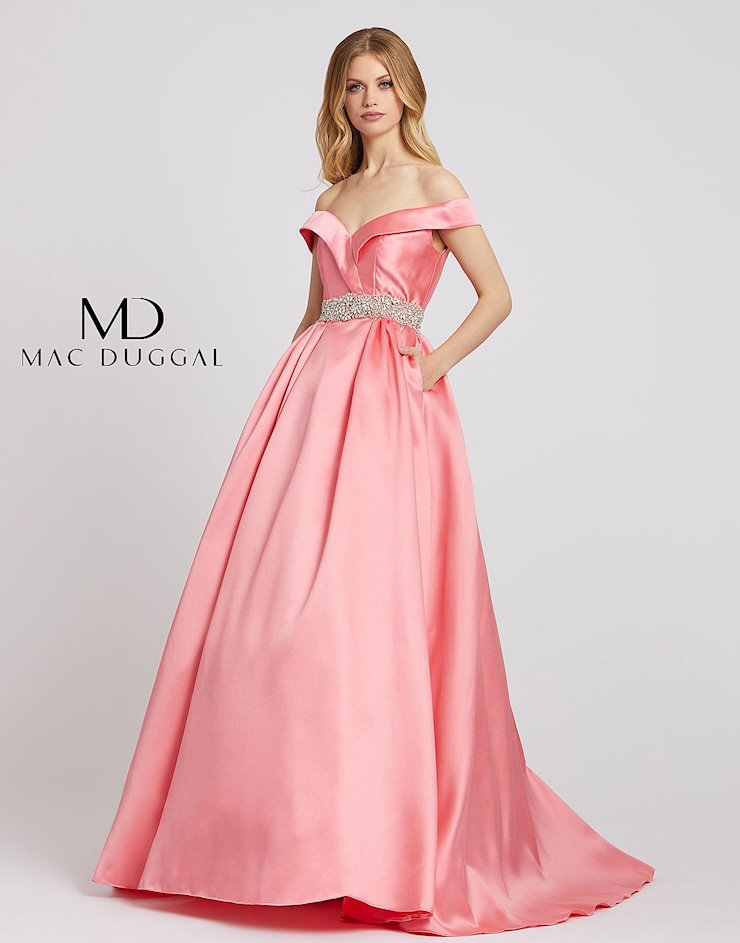 Mac Duggal Style #66717L Image