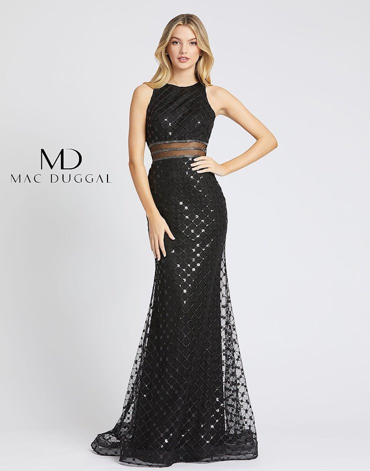 Mac Duggal Style #67329L Image