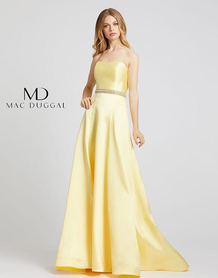 Mac Duggal Style #67687L Image
