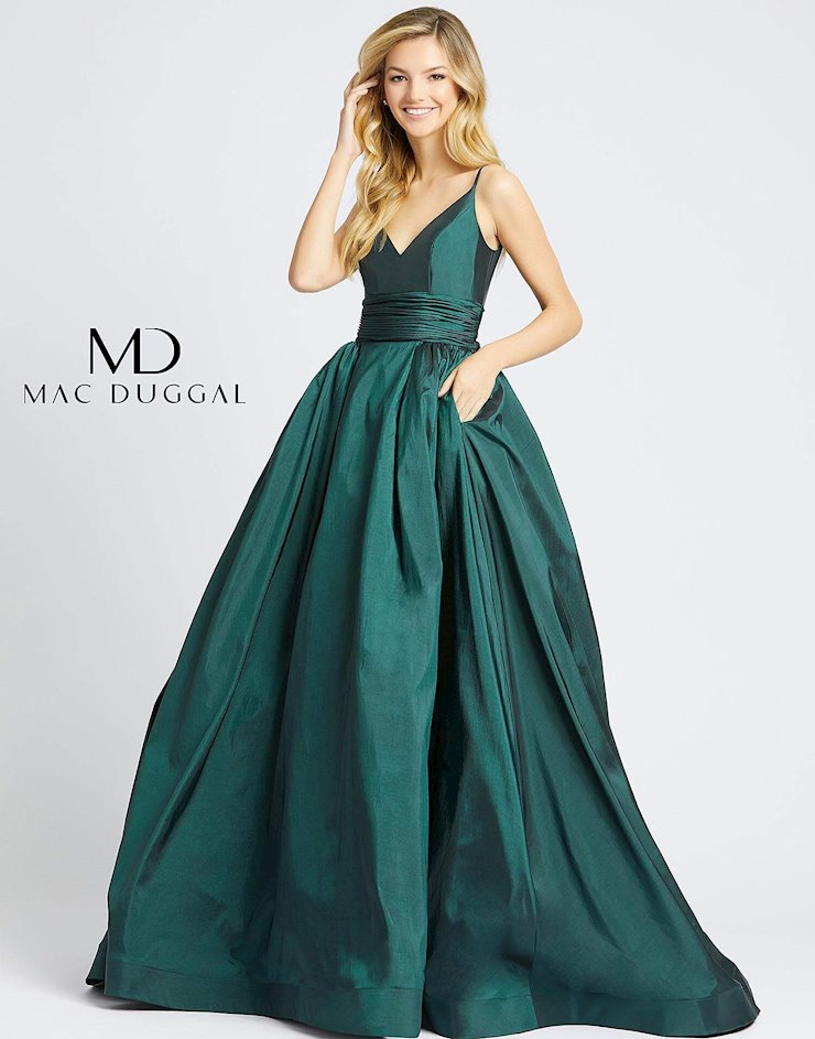 Mac Duggal Style #67691L Image