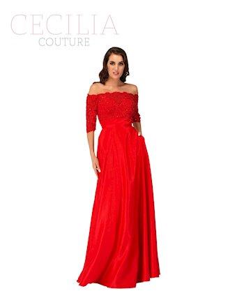 Cecilia Couture Style No. 2143
