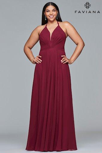 Faviana Plus Size Style #9397