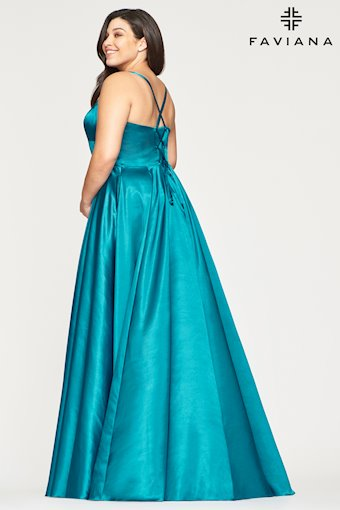 Faviana Plus Size Style #9455