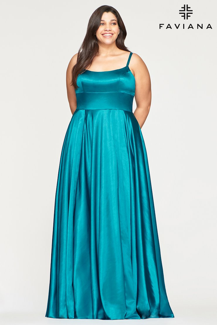 Faviana Plus Size Style #9455  Image