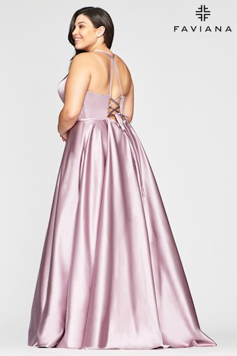 Faviana Plus Size Style #9466