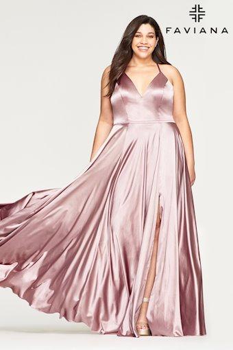 Faviana Plus Size Style #9469