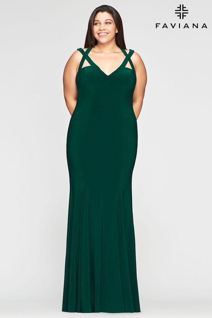 Faviana Plus Size Style #9485  Image