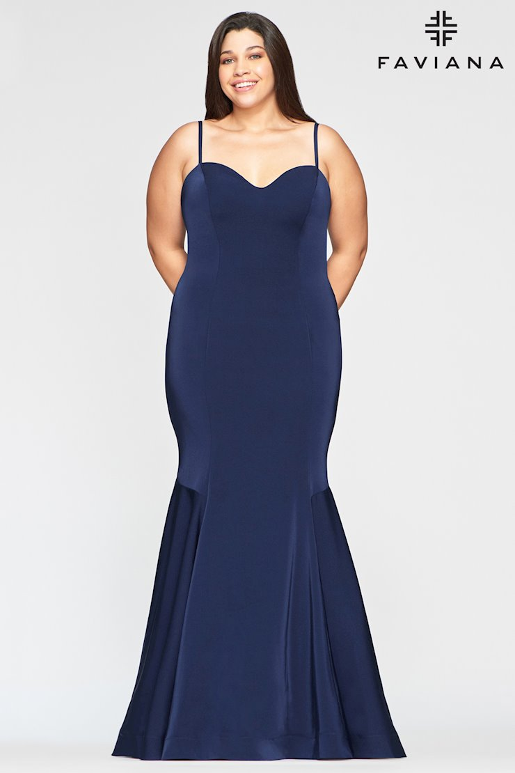 Faviana Plus Size Style #9489