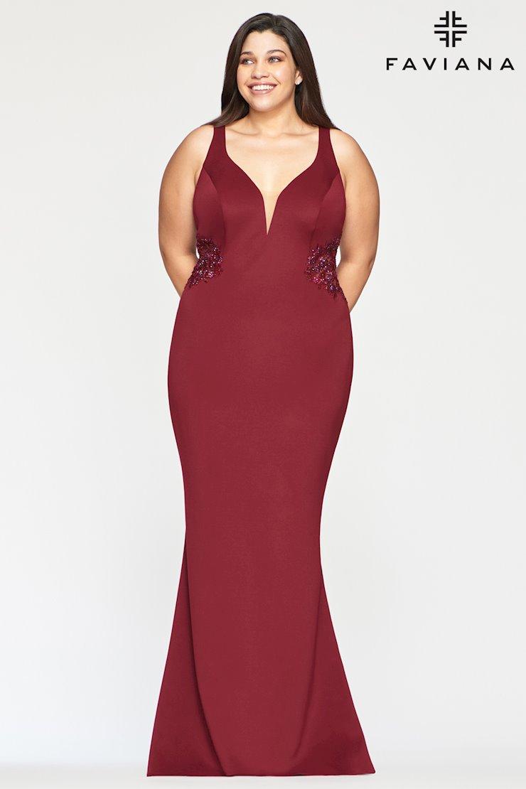 Faviana Plus Size Style #9492  Image