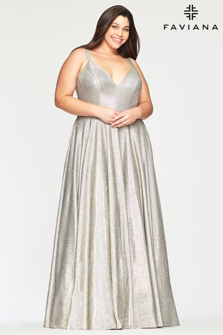 Faviana Plus Size Style #9493  Image