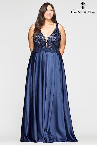 Faviana Plus Size Style #9494