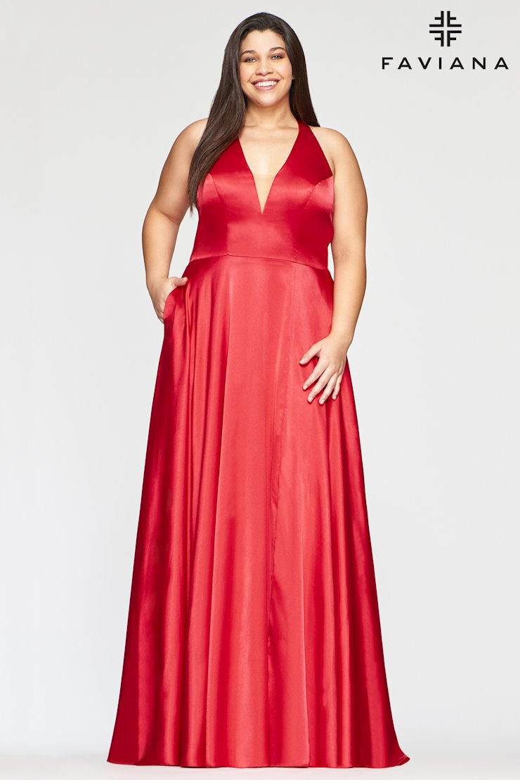 Faviana Plus Size Style #9495  Image