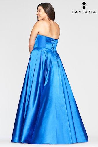 Faviana Plus Size Style #9497