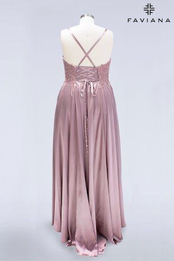 Faviana Plus Size Style: 9498