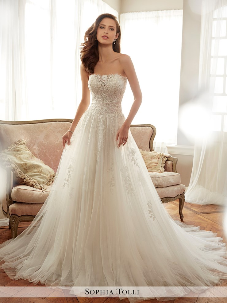 Sophia Tolli Style No. Y11706