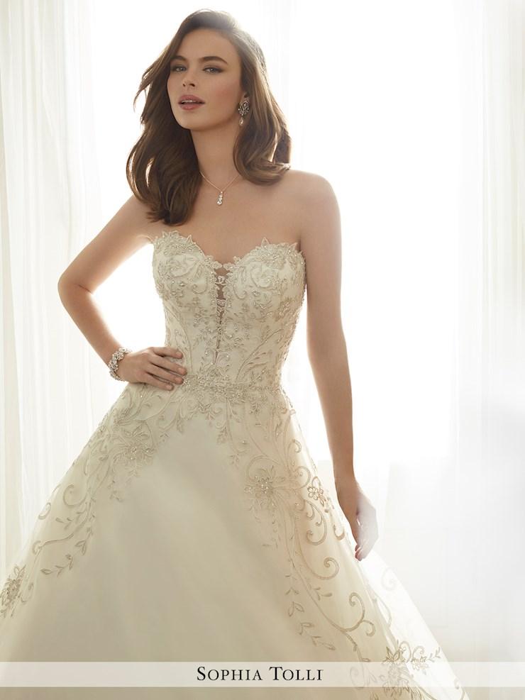 Sophia Tolli Style No. Y11709