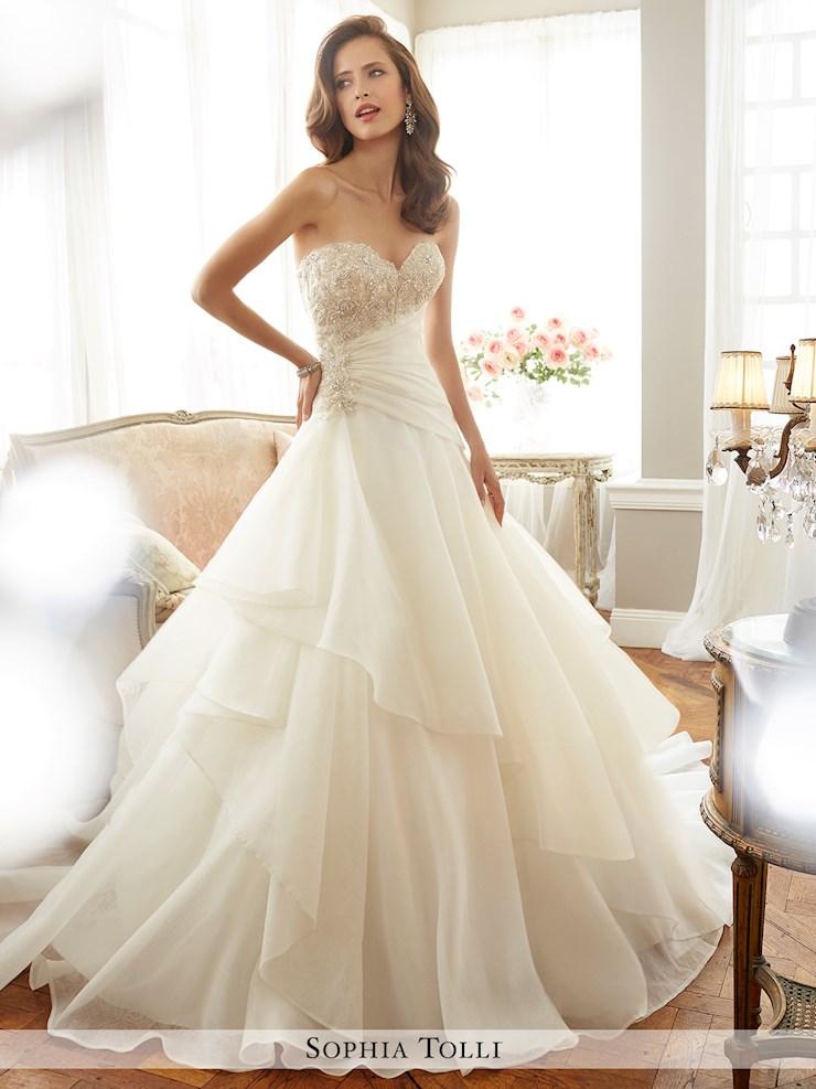 Sophia Tolli Style No. Y11711
