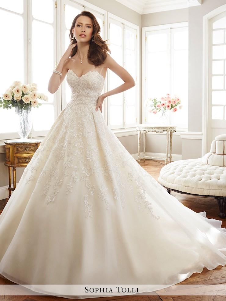 Sophia Tolli Style No. Y11713
