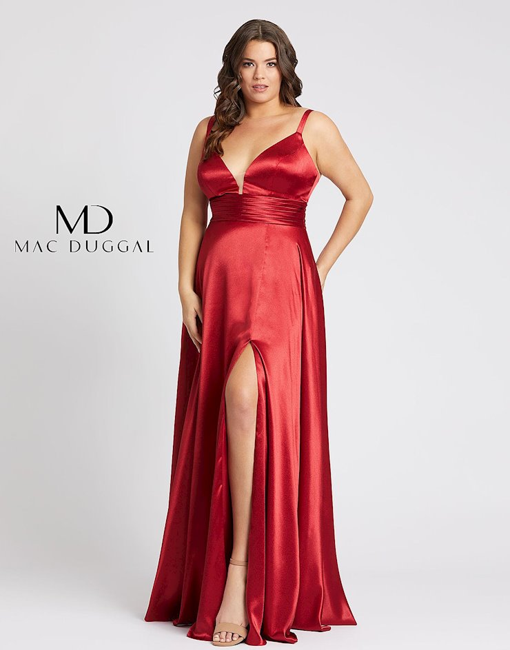 Fabulouss by Mac Duggal 49044F Image