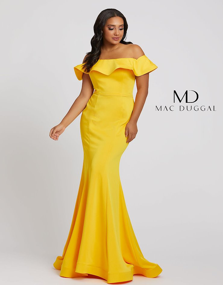 Fabulouss by Mac Duggal 67217F Image