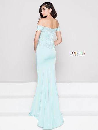 Colors Dress #G786