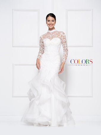 Colors Dress #G842SL