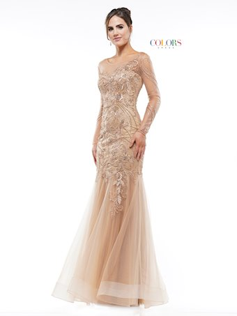 Colors Dress Style G935