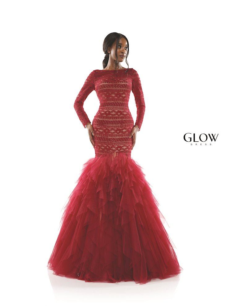 Colors Dress Style #G936SL Image