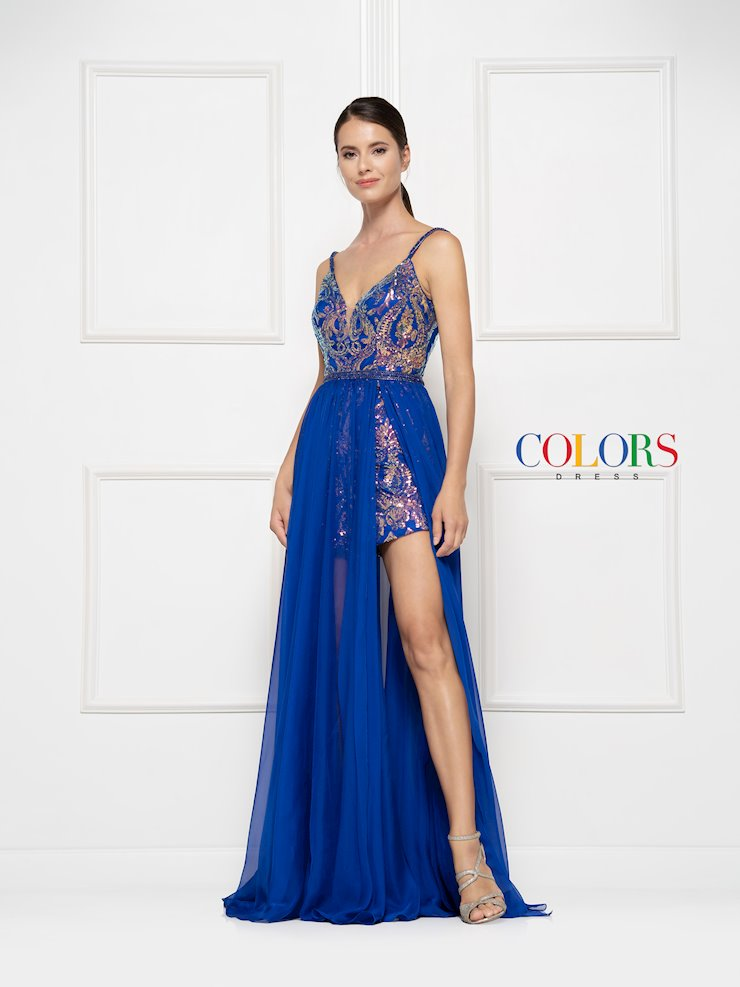 Colors Dress Style #G937  Image