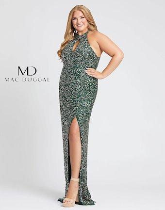 Mac Duggal Style #4835F