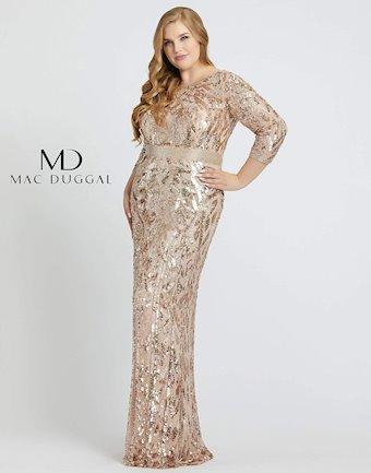Mac Duggal Style #4857F