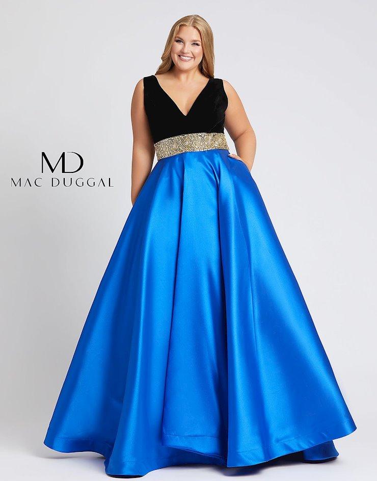 Mac Duggal Style #66787F Image