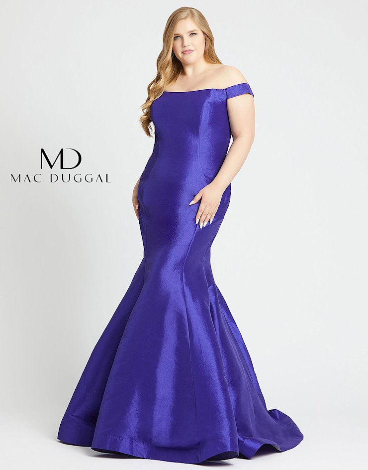 Mac Duggal Style #66803F Image